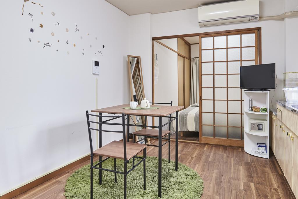 OSAKA JUSO APARTMENT[PARK HEIGHTS 102] 画像3